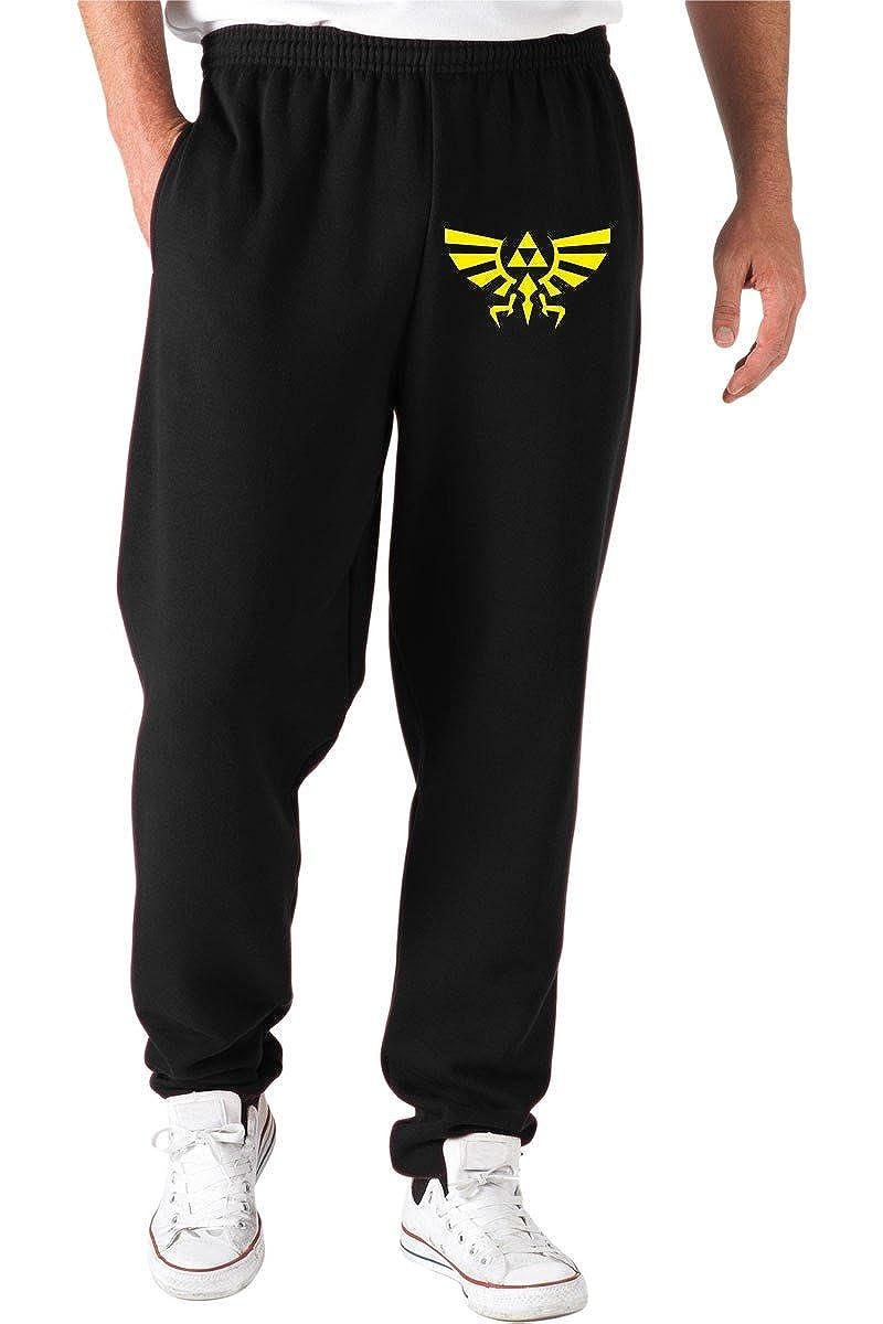 T-Shirtshock - Jogginghose TGAM0091 Zelda Triforce TSS_PTGAM0091