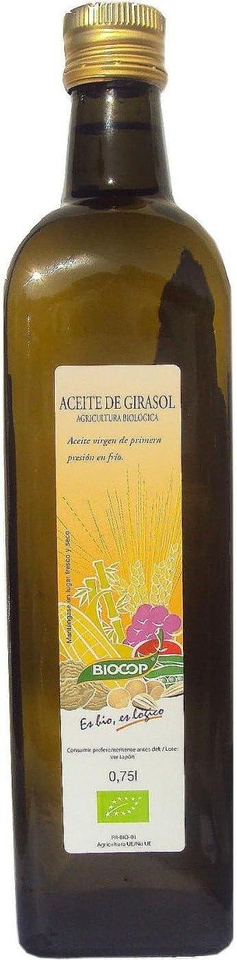 ACEITE GIRASOL 750ML BIO