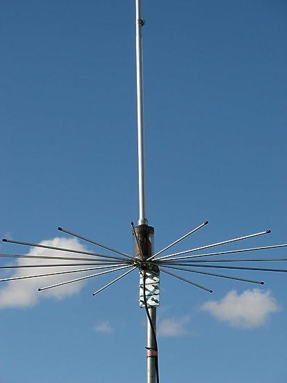 Sirio Antenna Sirio 2016 (26 4-28 2 Mhz) 5/8 Wave 3000 Watts Tunable 10M &  CB Base Antenna