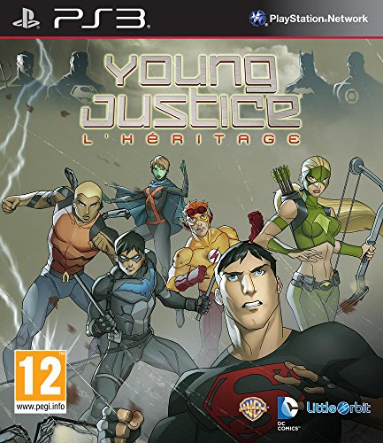 (Young Justice: Legacy (PS3))