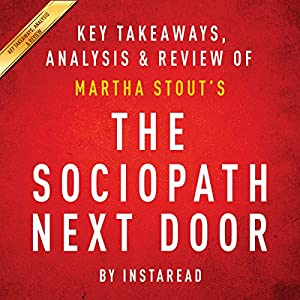 The Sociopath Next Door: by Martha Stout Audiobook