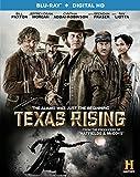 Texas Rising [Blu-ray + Digital HD]