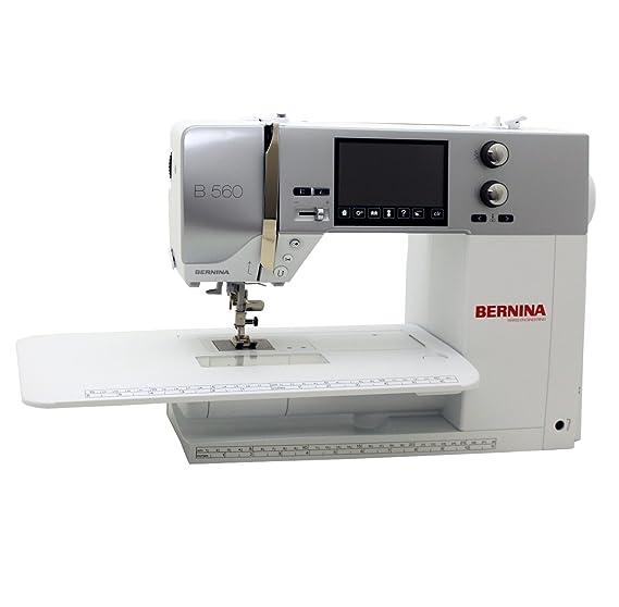 Bernina B560E bordado de máquina de coser con unidad de bordado: Amazon.es: Juguetes y juegos
