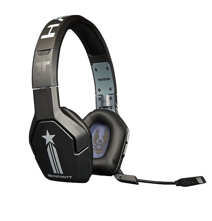 Mad Catz - Auriculares Stereo Trigger Halo 4 (Xbox 360): Amazon.es: Videojuegos