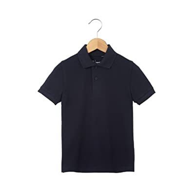 La Redoute Collections Big Boys Plain Cotton Pique Polo Shirt: 3-12 Years