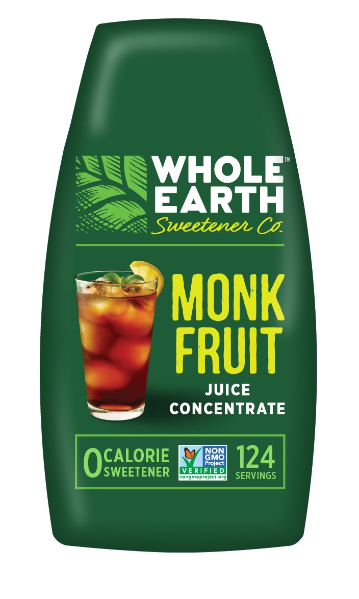 Whole Earth Sweetener, Monk Fruit Juice Concentrate, 1.62-Ounce