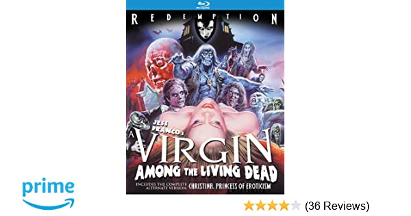 Amazon com: A Virgin Among the Living Dead (Remastered Edition) [Blu