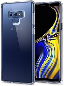 Spigen Funda Ultra Hybrid Compatible con Samsung Galaxy Note 9 ...