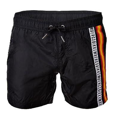 08a4c05311 Bikkembergs Short de bain pour homme, Short de bain pour homme, Boxer Tape,