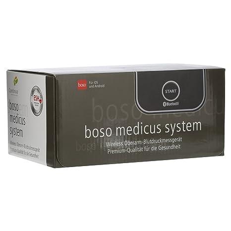 Boso Medicus Sistema/inalámbrico Tensiómetro para la medición en la Parte Superior del Brazo con