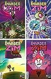 Invader Zim 1-4 Set - Bundle of Four (4) Oni Press Comics!