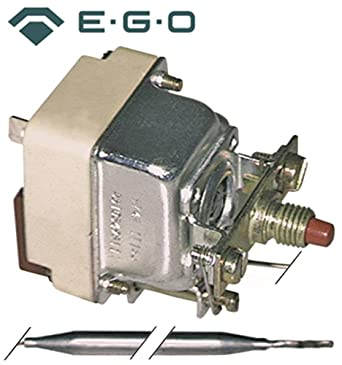 Mareno Seguridad Termostato EGO Tipo 55.19546.010 para fritura