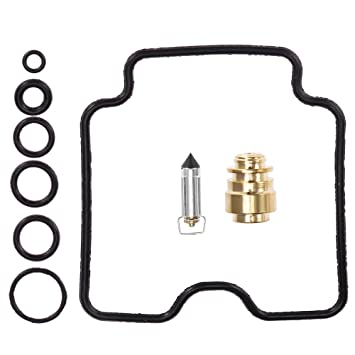 Amazon.com: qkparts Nueva carburador Carb Reparación ...
