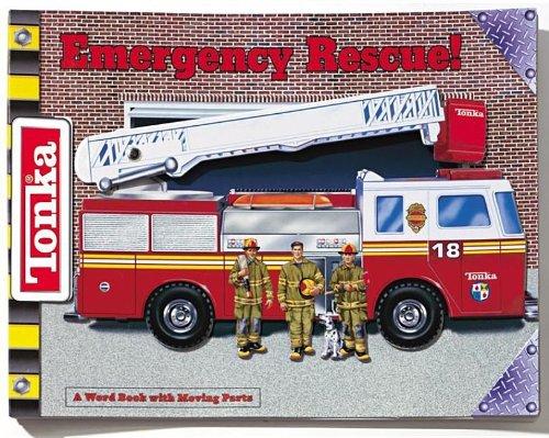Tonka Mighty Movers Emergency Rescue!