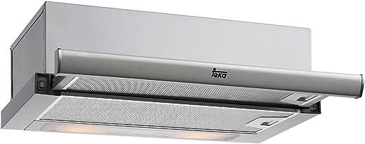 CAMP TEKA TL6420S 60CM INOX 40474260: Amazon.es: Grandes electrodomésticos