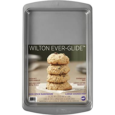Wilton 2105-7946 Ever-Glide Cookie Pan Large,  17.25  x 11.5