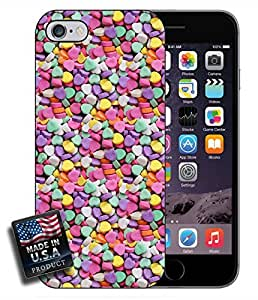 Candy Hearts Sweets Valentine's Day iPhone 6 Hard Case