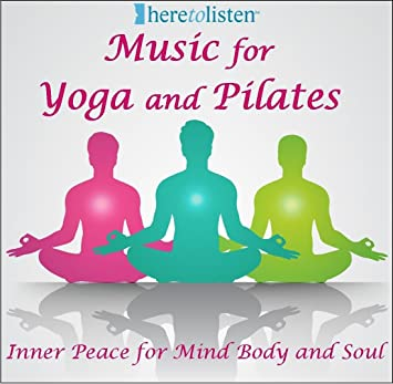 Yoga and Pilates Music CD A full 60 minutes of continuous ...