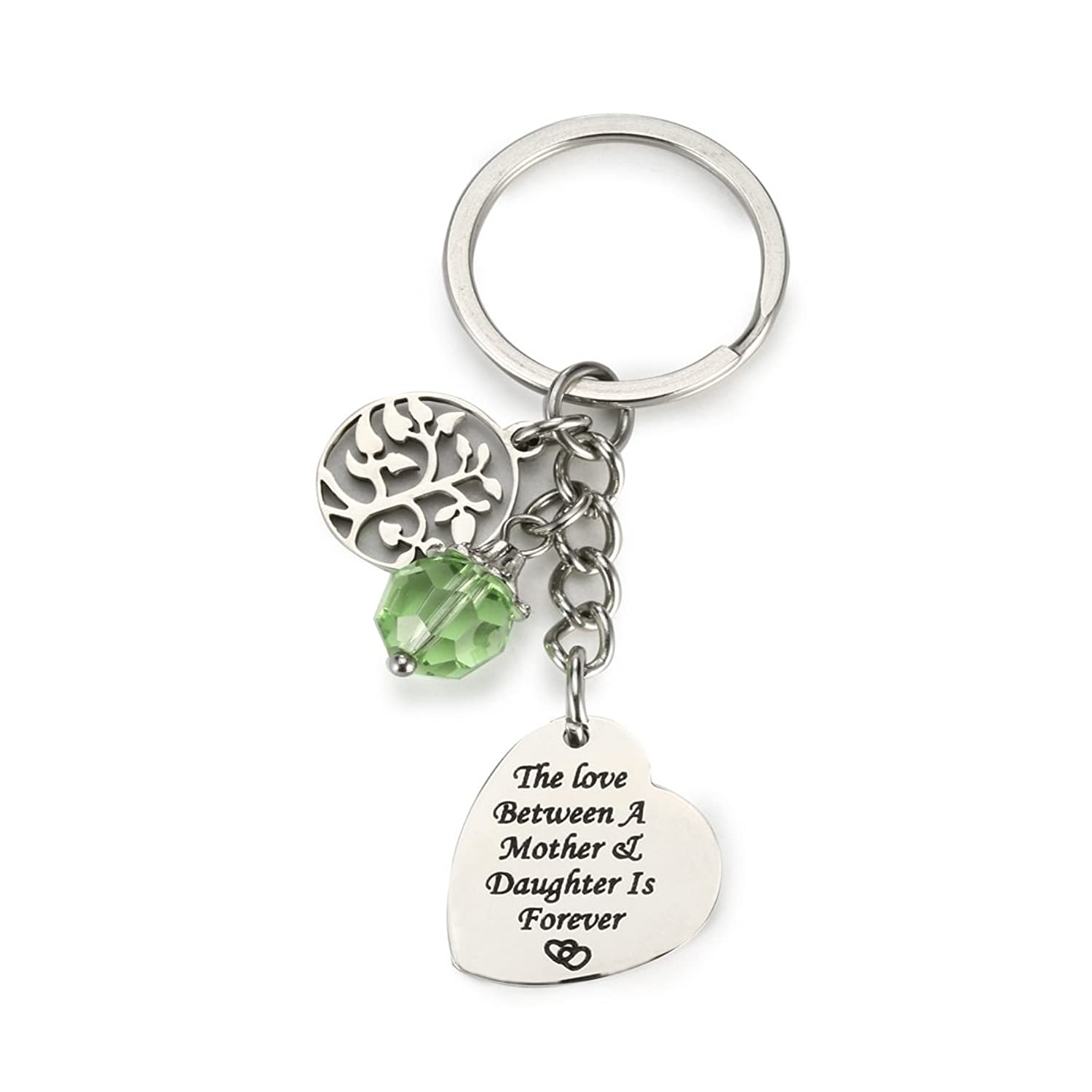 Reebooo Family Tree Bracelet Mother Daughter Jewelry The Love