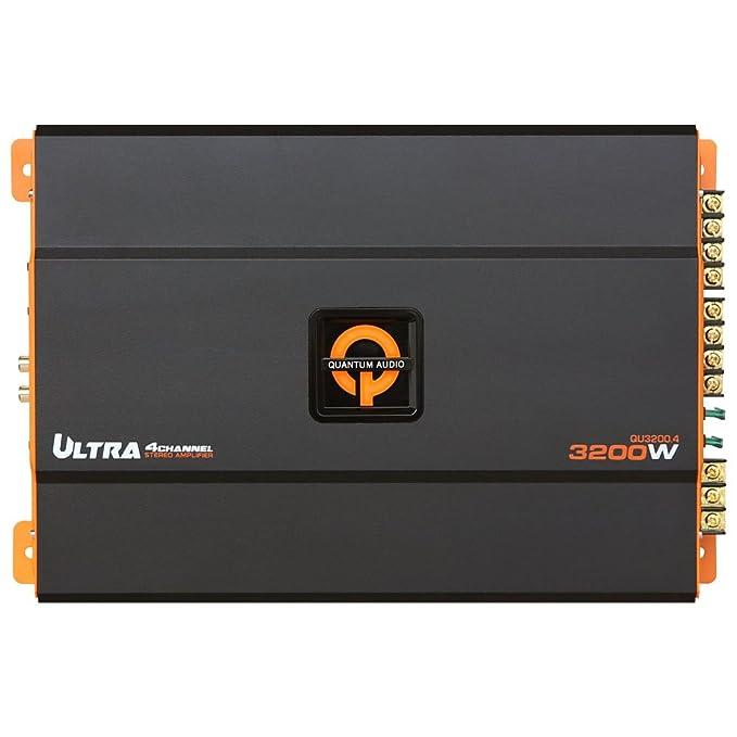 8. Quantum QU3200.4 Amplifier