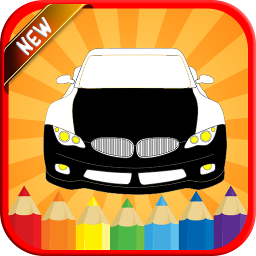 Amazon.com: 🏎️🏎️Cars Coloring Book & Drawing Book - Kids Game 🚗🚗:  Appstore For Android