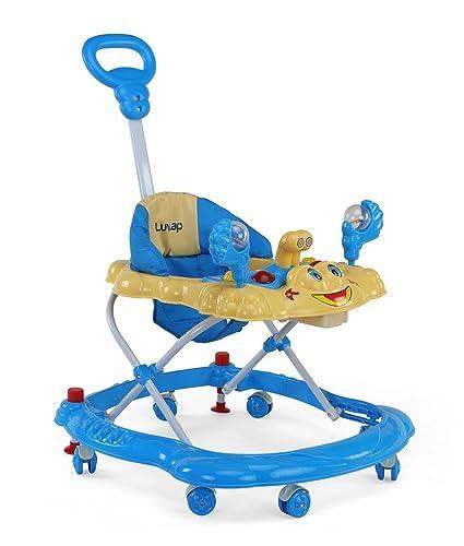 Amazon.com: luvlap Sunshine andador para bebé (azul): Baby
