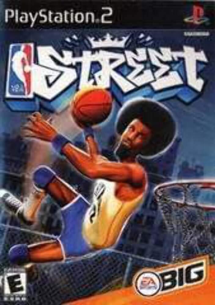 NBA Street - PlayStation 2