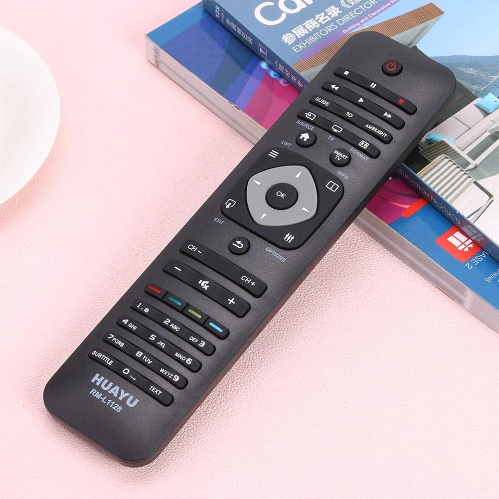 Domybest - Mando a distancia Smart TV para Philips RC1205B / 3006355: Amazon.es: Electrónica