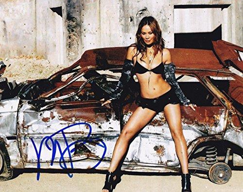Hot Autograph Signed 8x10 Photo - 7