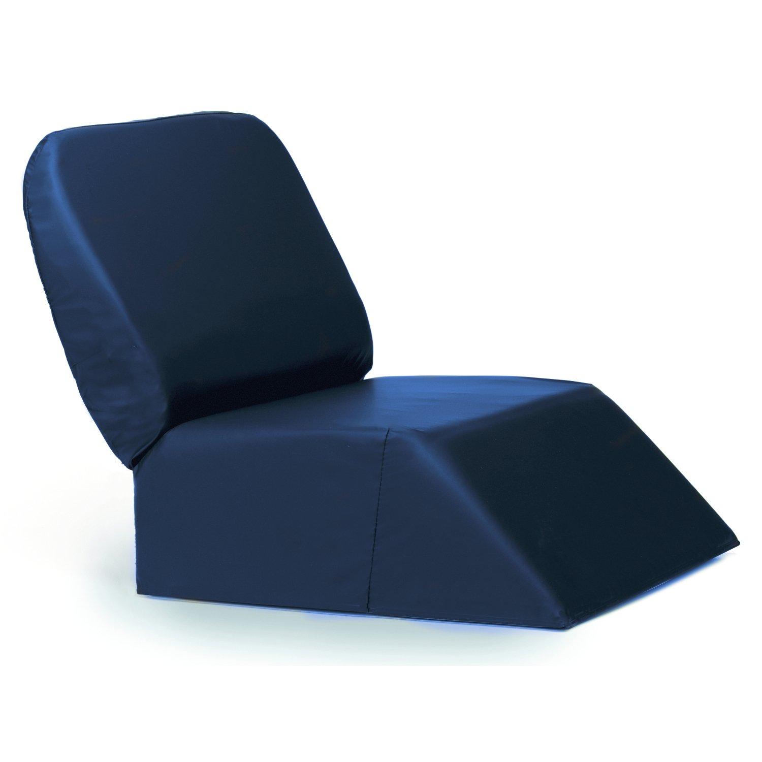 Dental Chair Child Booster Memory Foam - 6100-BLUE by Blue Chip Medical Products, Inc. (Image #1)