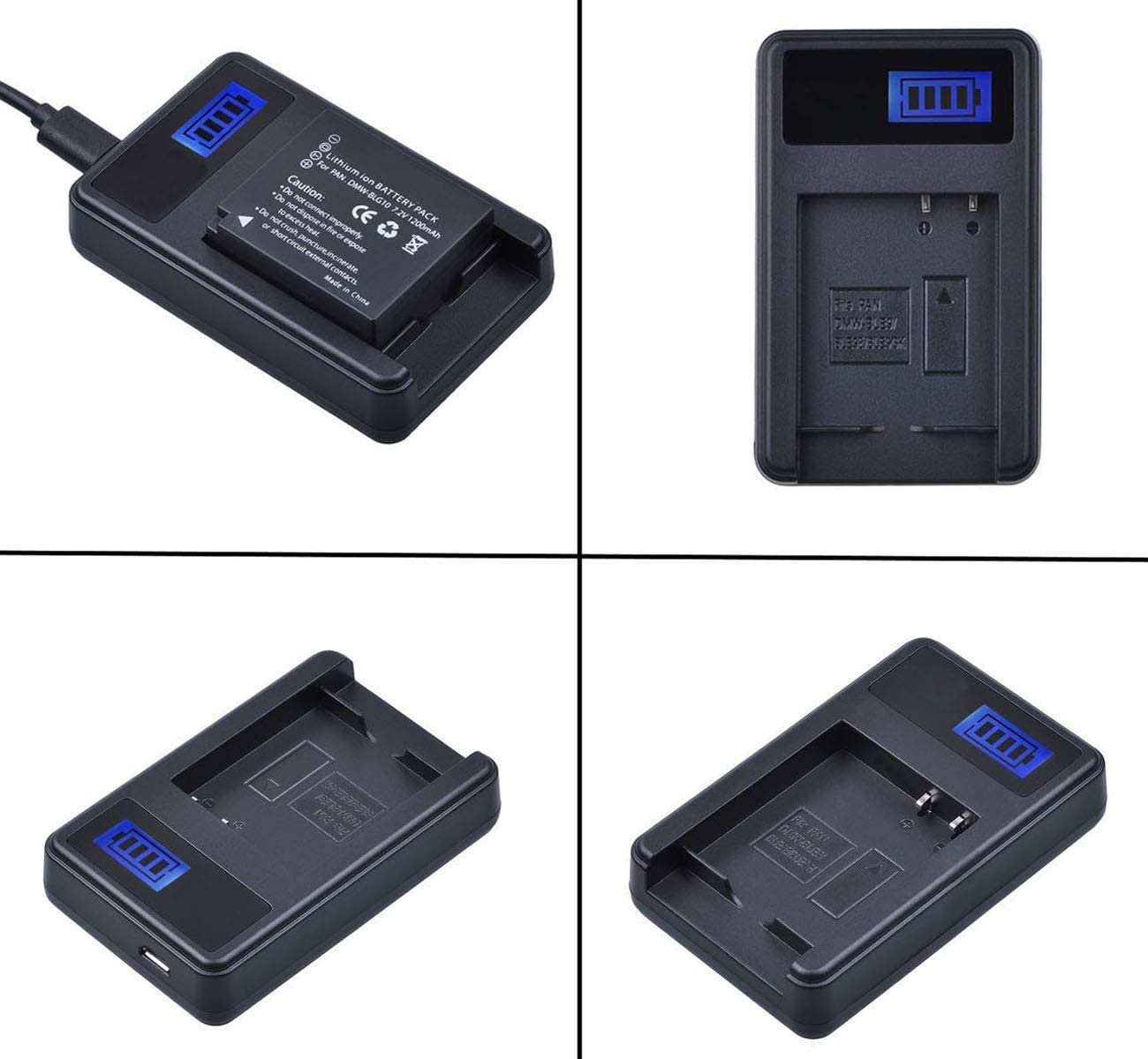 GZ-HD300RUS Camcorder GZ-HD300BUS Battery Charger for JVC Everio GZ-HD300 GZ-HD300RU