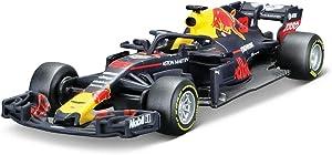 Model Car Sport Scale 1:43 Aston Martin Red Bull RB14 Formula F1 Max Verstappen Model CAR #33