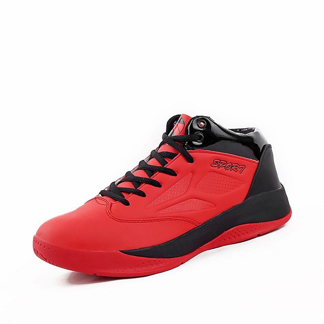 Herren Mode Basketball Schuhe Atmungsaktiv Sportschuhe Laufschuhe Wanderschuhe Ausbilder EUR GRÖSSE 39-44