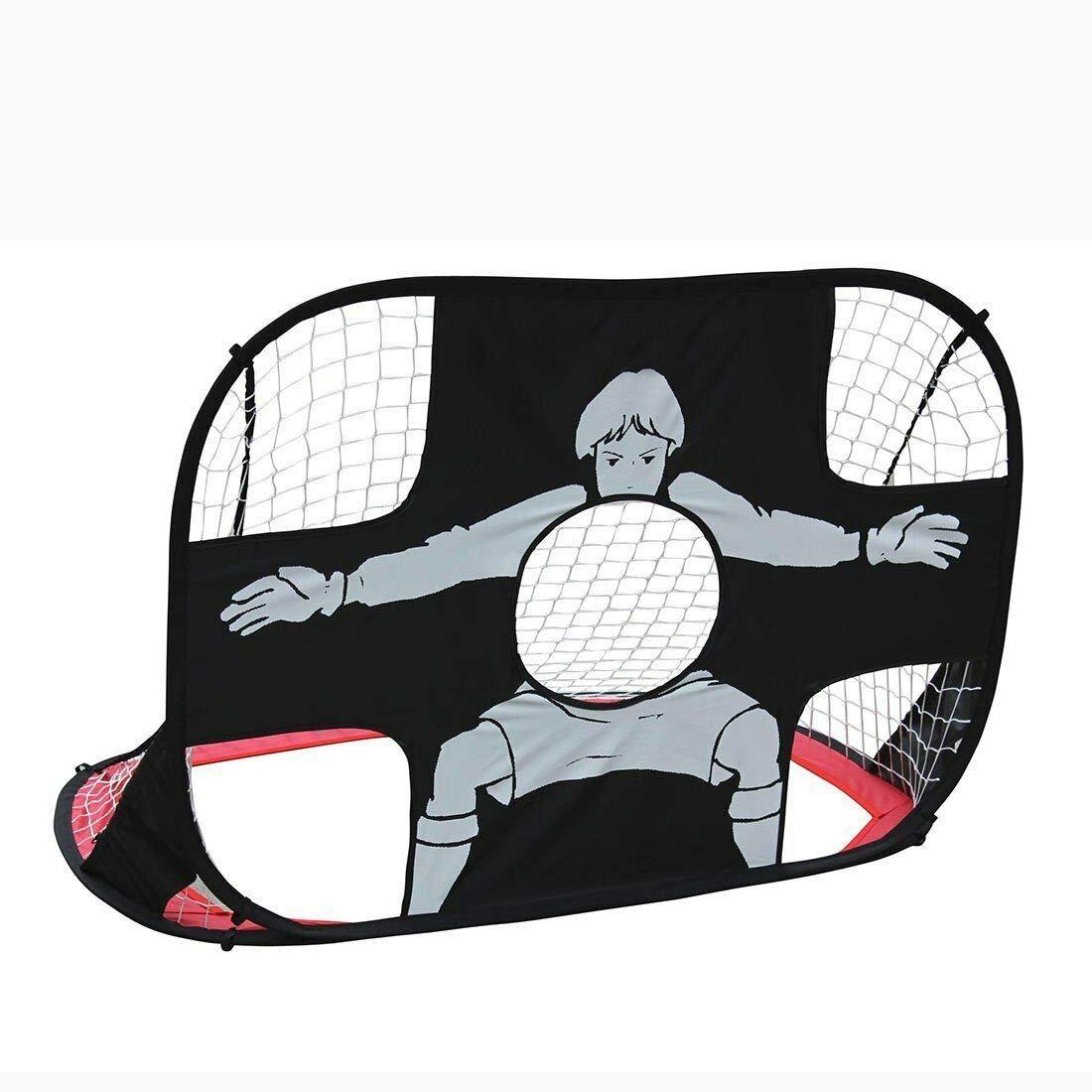 SANOTO Soccer Goal, Pop Up Kids Soccer Net for Backyard Outdoor Indoor Playing by SANOTO (Image #1)