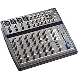 Stagg SMIX 4M4S D US Multi-Channel Stereo Mixer with 2-4 Mono and 2-4 Stereo Input Channels