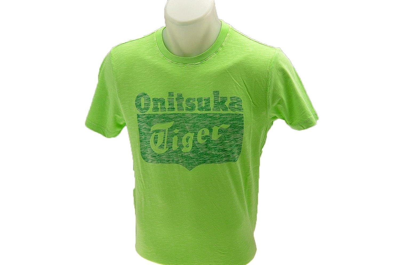 Onitsuka Tiger Used Effect T-shirt New Mens Swear