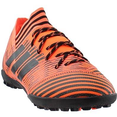 9384692af8f22 adidas Nemeziz Tango 17.3 Turf Shoe - Men's Soccer 7 Solar Orange/Core Black
