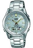 Casio Herren Analog/Digital Quarz mit Edelstahl Armbanduhr LCWM100DSE7A2ER