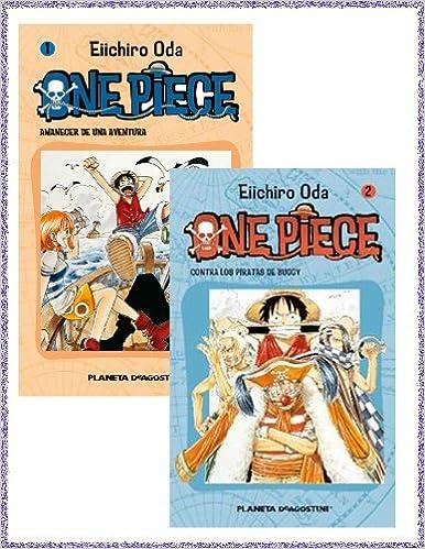 Pack One Piece especial n º01 + One Piece nº 02 Manga Shonen ...