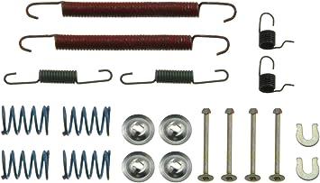 Drum Brake Hardware Kit-Brake Hardware Kit Drum Rear Dorman HW7281