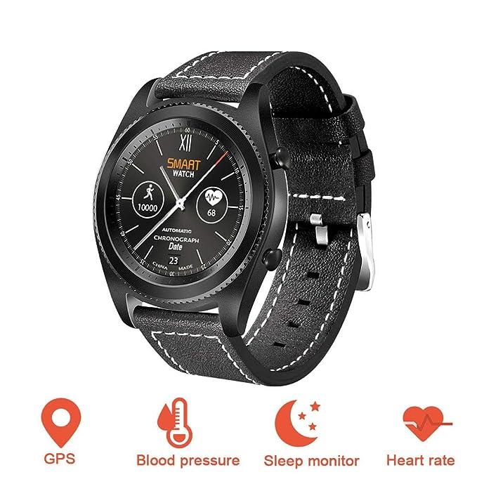 LCTCSB S9 NFC MTK2502C Fitness Pulsera Bluetooth 4.0 multifunción ...