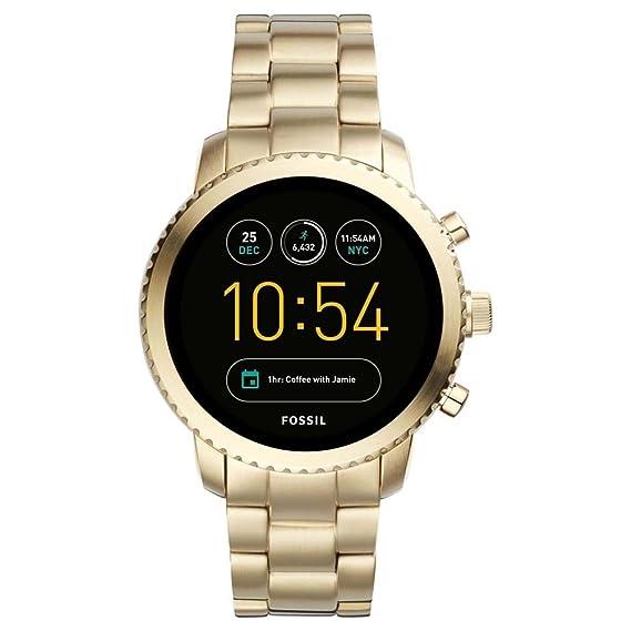 Fossil Q FTW4010 Reloj de Hombres: Amazon.es: Relojes