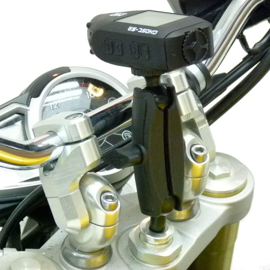 Buybits 17 5 20 5 Mm Gabel Motorrad Videokamera Halterung Für Drift Ghost Auto