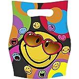 Smiley COOL 6 Party Tüten