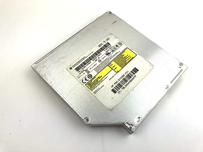 HP G6 G6-1000 DVD-RW SATA Optical Drive TS-L633 574285-FC1 Black