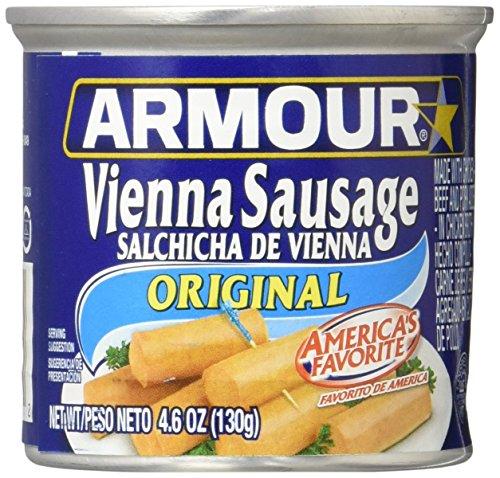Armour Vienna Sausage (4.6 oz. can 18 ct.)