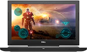 Dell Inspiron 4K Gaming Laptop: Core i7-7700HQ, 16GB RAM, 512GB SSD+1TB HDD, W10H 512GB SSD + 1TB HDD, GTX 1060 6GB, 15.6-inch UHD Display