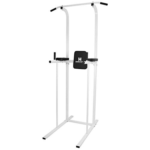 Hardcastle Bodybuilding Pull Up/Dip Home Gym Power Tower