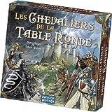 Asmodee CTR01 - Jeu de Stratégie - Les chevaliers de la table ronde