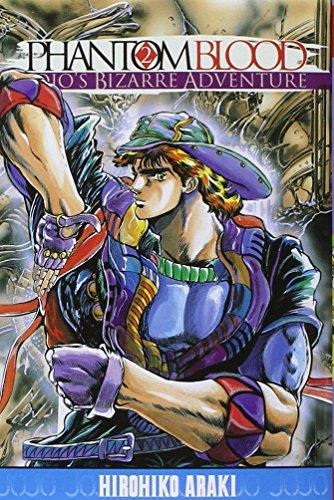 Jojo's Bizarre Adventure - Phantom blood, Tome 2 :